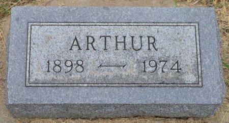 ANDERSON, ARTHUR - Union County, South Dakota | ARTHUR ANDERSON - South Dakota Gravestone Photos
