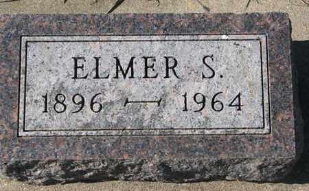 ANDERSON, ELMER S. - Union County, South Dakota | ELMER S. ANDERSON - South Dakota Gravestone Photos