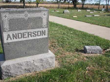 ANDERSON, FAMILY PLOT - Union County, South Dakota | FAMILY PLOT ANDERSON - South Dakota Gravestone Photos