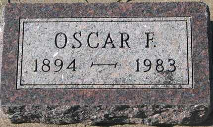 ANDERSON, OSCAR F. - Union County, South Dakota | OSCAR F. ANDERSON - South Dakota Gravestone Photos