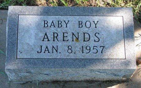 ARENDS, BABY BOY - Union County, South Dakota   BABY BOY ARENDS - South Dakota Gravestone Photos