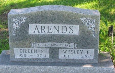 FARLEY ARENDS, EILEEN PATRICIA - Union County, South Dakota | EILEEN PATRICIA FARLEY ARENDS - South Dakota Gravestone Photos