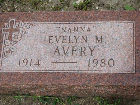 "AVERY, EVELYN M. ""NANNA"" - Union County, South Dakota | EVELYN M. ""NANNA"" AVERY - South Dakota Gravestone Photos"