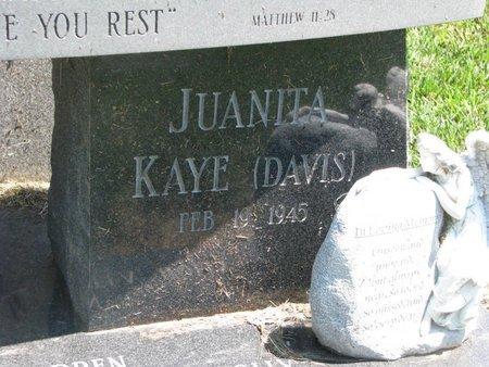 BEAUBIEN, JUANITA KAYE (CLOSEUP) - Union County, South Dakota | JUANITA KAYE (CLOSEUP) BEAUBIEN - South Dakota Gravestone Photos
