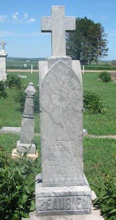 BEAUBIEN, LEONA - Union County, South Dakota   LEONA BEAUBIEN - South Dakota Gravestone Photos
