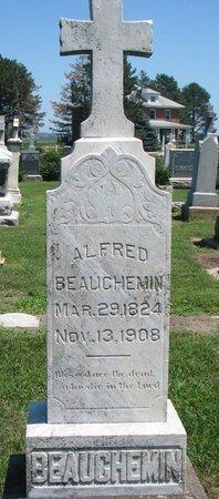 BEAUCHEMIN, ALFRED - Union County, South Dakota | ALFRED BEAUCHEMIN - South Dakota Gravestone Photos