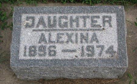 BEAUCHEMIN, ALEXINA - Union County, South Dakota   ALEXINA BEAUCHEMIN - South Dakota Gravestone Photos
