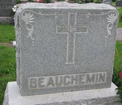 BEAUCHEMIN, *FAMILY MONUMENT-ALEXINA, PHILIP & SOPHIE - Union County, South Dakota | *FAMILY MONUMENT-ALEXINA, PHILIP & SOPHIE BEAUCHEMIN - South Dakota Gravestone Photos