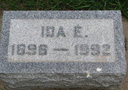 BEAUCHEMIN, IDA E. - Union County, South Dakota   IDA E. BEAUCHEMIN - South Dakota Gravestone Photos