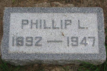 BEAUCHEMIN, PHILLIP L. - Union County, South Dakota | PHILLIP L. BEAUCHEMIN - South Dakota Gravestone Photos