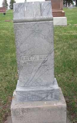 BENNETT, LOTTA MAY - Union County, South Dakota   LOTTA MAY BENNETT - South Dakota Gravestone Photos