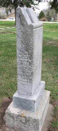 BENNETT, WESLEY - Union County, South Dakota   WESLEY BENNETT - South Dakota Gravestone Photos