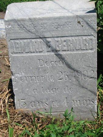 BERNARD, ARMAND E. - Union County, South Dakota | ARMAND E. BERNARD - South Dakota Gravestone Photos