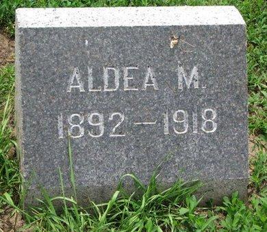 BERNARD, ALDEA M. - Union County, South Dakota | ALDEA M. BERNARD - South Dakota Gravestone Photos
