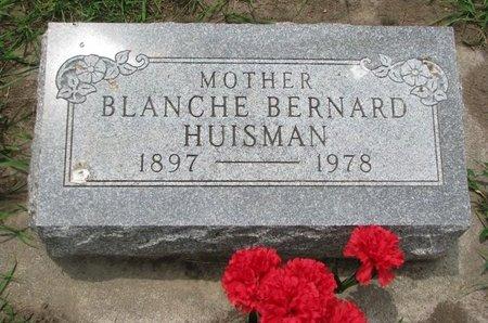 HUISMAN BERNARD, BLANCHE - Union County, South Dakota   BLANCHE HUISMAN BERNARD - South Dakota Gravestone Photos