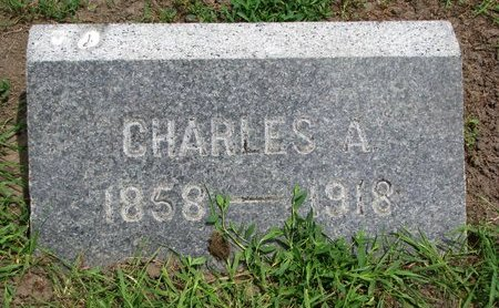 BERNARD, CHARLES A. - Union County, South Dakota | CHARLES A. BERNARD - South Dakota Gravestone Photos
