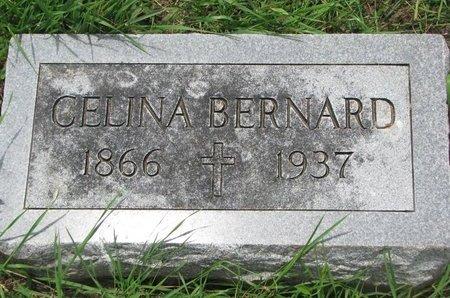 BERNARD, CELINA - Union County, South Dakota | CELINA BERNARD - South Dakota Gravestone Photos