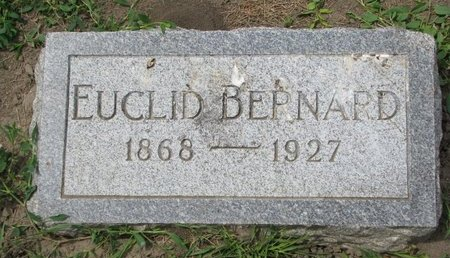 BERNARD, EUCLID - Union County, South Dakota | EUCLID BERNARD - South Dakota Gravestone Photos