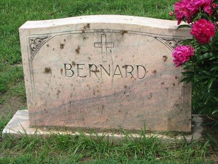 BERNARD, *FAMILY MONUMENT-LOUISE & FREEMAN - Union County, South Dakota | *FAMILY MONUMENT-LOUISE & FREEMAN BERNARD - South Dakota Gravestone Photos