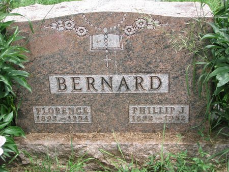 BERNARD, PHILLIP J. - Union County, South Dakota | PHILLIP J. BERNARD - South Dakota Gravestone Photos