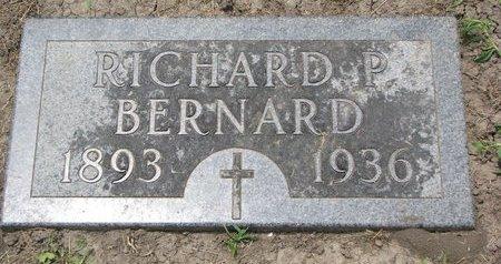 BERNARD, RICHARD P. - Union County, South Dakota | RICHARD P. BERNARD - South Dakota Gravestone Photos