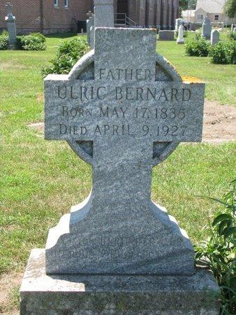 BERNARD, ULRIC - Union County, South Dakota   ULRIC BERNARD - South Dakota Gravestone Photos
