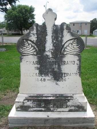 BERTRAND, ELEZABETH (ELIZABETH) - Union County, South Dakota | ELEZABETH (ELIZABETH) BERTRAND - South Dakota Gravestone Photos