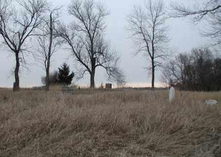 *BIG SPRINGS, EAST - Union County, South Dakota | EAST *BIG SPRINGS - South Dakota Gravestone Photos