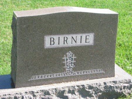 BIRNIE, *FAMILY MONUMENT - Union County, South Dakota   *FAMILY MONUMENT BIRNIE - South Dakota Gravestone Photos