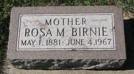 BIRNIE, ROSA M. - Union County, South Dakota | ROSA M. BIRNIE - South Dakota Gravestone Photos