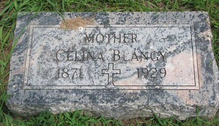 BLANGY, CELINA - Union County, South Dakota | CELINA BLANGY - South Dakota Gravestone Photos