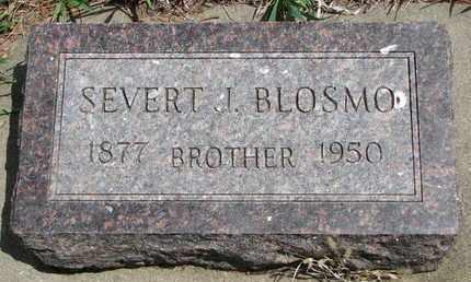 BLOSMO, SEVERT J. - Union County, South Dakota   SEVERT J. BLOSMO - South Dakota Gravestone Photos