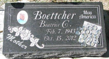 BOETTCHER, BEATRICE C.  - Union County, South Dakota | BEATRICE C.  BOETTCHER - South Dakota Gravestone Photos