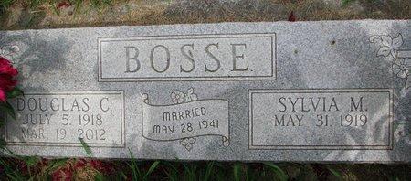 "CHICOINE BOSSE, SYLVIA M. ""TIBBY"" - Union County, South Dakota | SYLVIA M. ""TIBBY"" CHICOINE BOSSE - South Dakota Gravestone Photos"