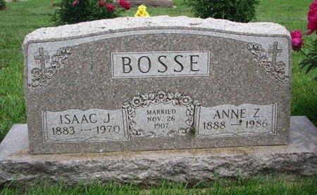BOSSE, ANNE Z. - Union County, South Dakota | ANNE Z. BOSSE - South Dakota Gravestone Photos