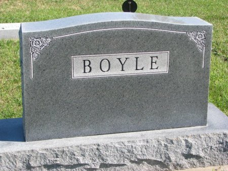 BOYLE, *FAMILY MONUMENT - Union County, South Dakota | *FAMILY MONUMENT BOYLE - South Dakota Gravestone Photos