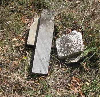*BROKEN, STONES - Union County, South Dakota   STONES *BROKEN - South Dakota Gravestone Photos