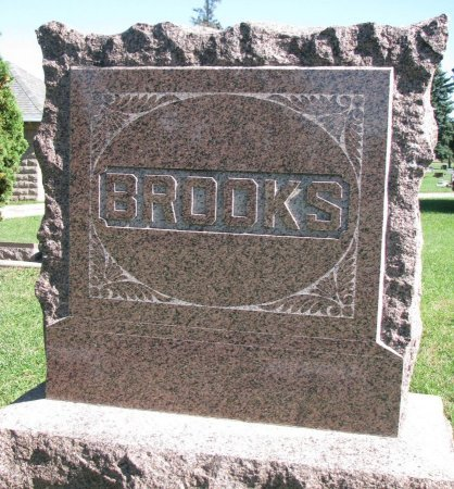 BROOKS, *FAMILY MONUMENT - Union County, South Dakota | *FAMILY MONUMENT BROOKS - South Dakota Gravestone Photos