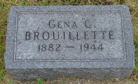 BROUILLETTE, GENA CHRISTINE - Union County, South Dakota | GENA CHRISTINE BROUILLETTE - South Dakota Gravestone Photos