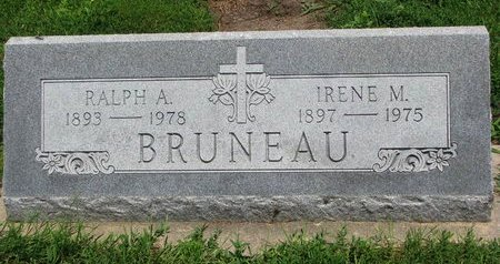 BRUNEAU, RALPH ALPHONSE - Union County, South Dakota | RALPH ALPHONSE BRUNEAU - South Dakota Gravestone Photos