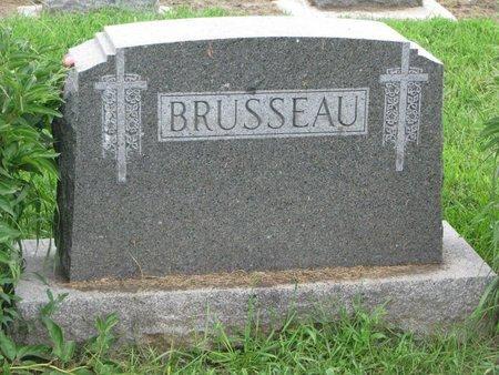 BRUSSEAU, *FAMILY MONUMENT-FLORAMA, GEORGIANA & PETER - Union County, South Dakota | *FAMILY MONUMENT-FLORAMA, GEORGIANA & PETER BRUSSEAU - South Dakota Gravestone Photos