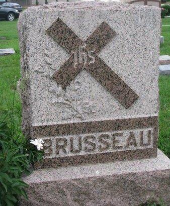 BRUSSEAU, *FAMILY MONUMENT-ELIZA & TOPHILE JR. - Union County, South Dakota | *FAMILY MONUMENT-ELIZA & TOPHILE JR. BRUSSEAU - South Dakota Gravestone Photos