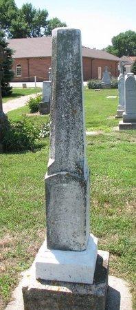 BURKE, ANNA - Union County, South Dakota   ANNA BURKE - South Dakota Gravestone Photos