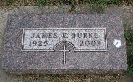 "BURKE, JAMES EDMUND ""EDDIE"" - Union County, South Dakota | JAMES EDMUND ""EDDIE"" BURKE - South Dakota Gravestone Photos"