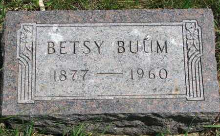 JAMTGAARD BUUM, BETSY - Union County, South Dakota | BETSY JAMTGAARD BUUM - South Dakota Gravestone Photos
