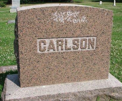 CARLSON, *FAMILY MONUMENT-ERICK & INGRI - Union County, South Dakota | *FAMILY MONUMENT-ERICK & INGRI CARLSON - South Dakota Gravestone Photos