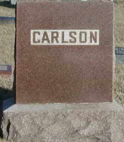 CARLSON, PLOT - Union County, South Dakota | PLOT CARLSON - South Dakota Gravestone Photos
