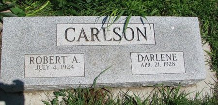 CARLSON, DARLENE - Union County, South Dakota | DARLENE CARLSON - South Dakota Gravestone Photos