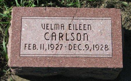 CARLSON, VELMA EILEEN - Union County, South Dakota | VELMA EILEEN CARLSON - South Dakota Gravestone Photos