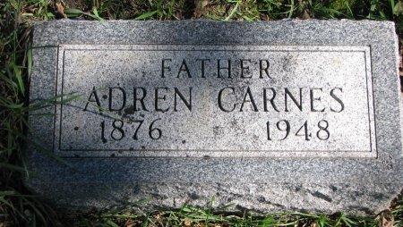 CARNES, ADREN - Union County, South Dakota   ADREN CARNES - South Dakota Gravestone Photos